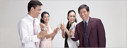 同行朋友介绍客户,需积累更多朋友