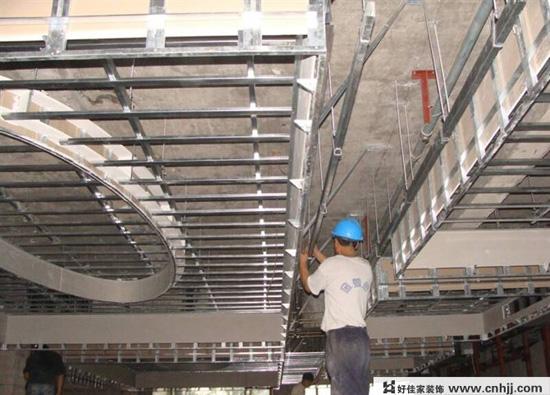 室内设计施工图中天花吊顶设计 具体 要 如何做 啊